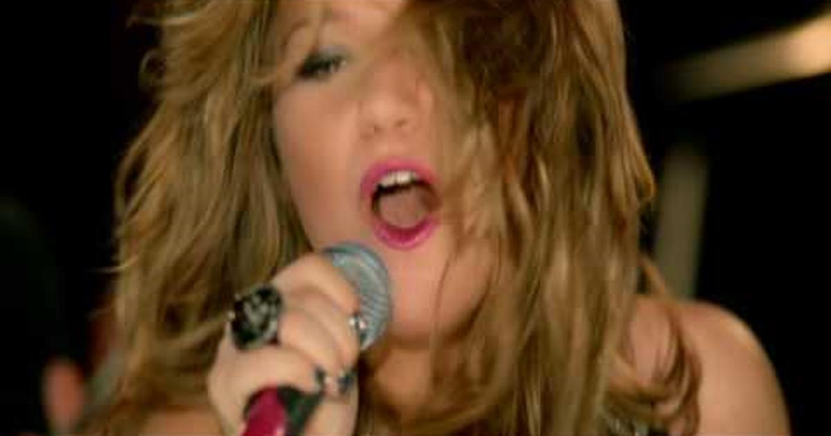 Kelly Clarkson I Do Not Hook Up Dailymotion