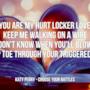 Katy Perry: le migliori frasi delle canzoni
