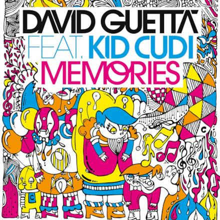 Memories (feat. Kid Cudi) - Single