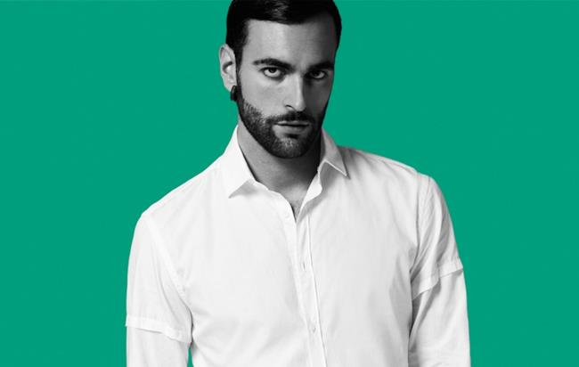 Il cantante italiano Marco Mengoni è Best Worldwide Act Europe