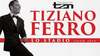 Locandina Tiziano Ferro: Lo Stadio Tour 2015