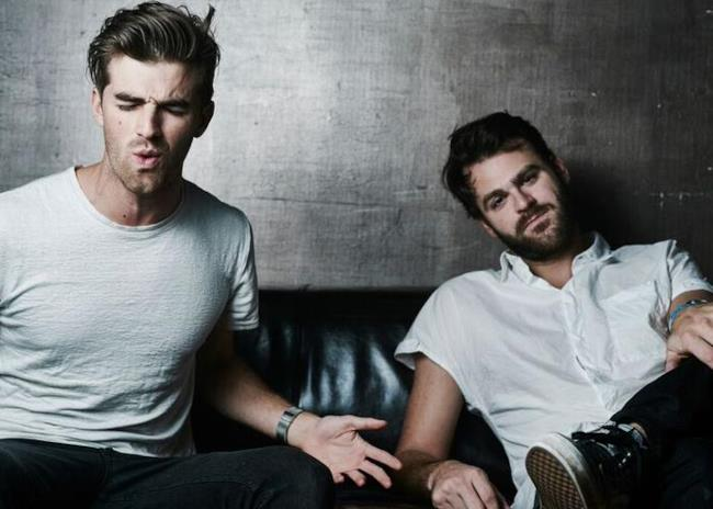 Chainsmokers Wynn