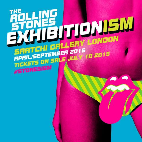 Exhibitionism, la mostra dei Rolling Stones