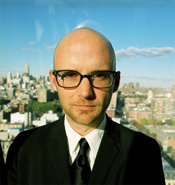 Il DJ newyorchese Moby