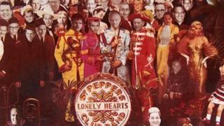 Versione speciale di Sgt Pepper dei Beatles è la copertina più rara al mondo