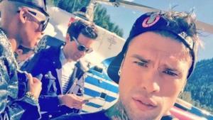 Fedez, Mika e Skin sul Monte Bianco per X Factor 9