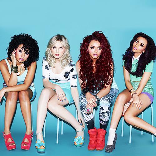 La band delle Little Mix