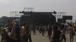 Big 4 Metallica Milano