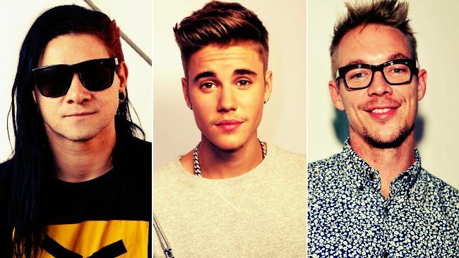 Justin Bieber è tornato a lavorare con Diplo e Skrillex per realizzare il uso nuovo album