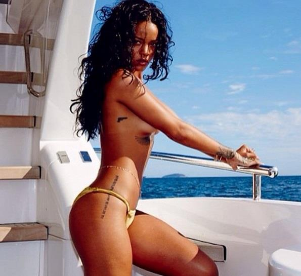 Rihanna: vedo non vedo