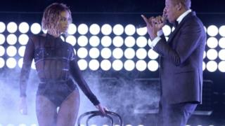 Beyoncé e Jay-Z duetto Drunk In Love