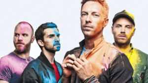 Coldplay Up & Up videoclip