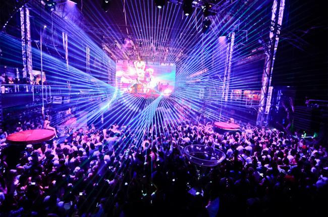 Il Privilege, nightclub conosciuto in tutto il mondo
