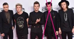 I One Direction senza zayn Malik
