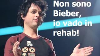 Green Day: Billie Joe Armstrong si droga ancora e va in rehab