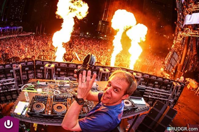 Armin Van Buuren virus