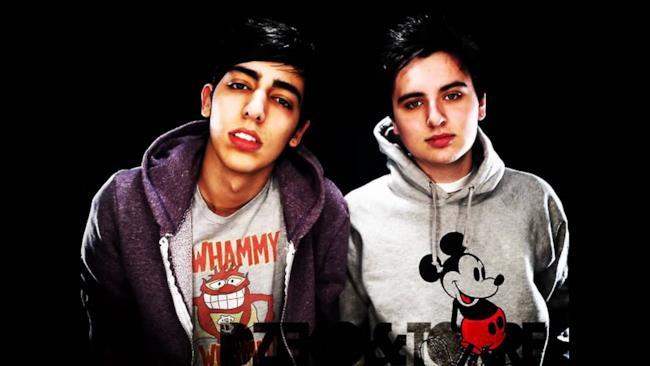 Il duo canadese di musica EDM formato da Dzeko & Torres