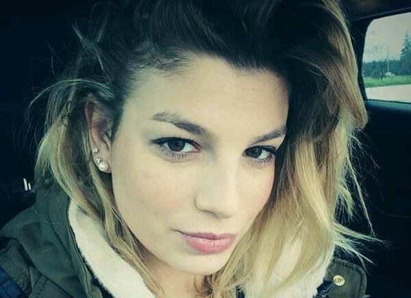 Emma Marrone primo piano gennaio 2014