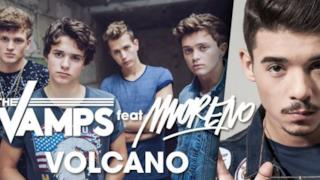 The Vamps e Moreno