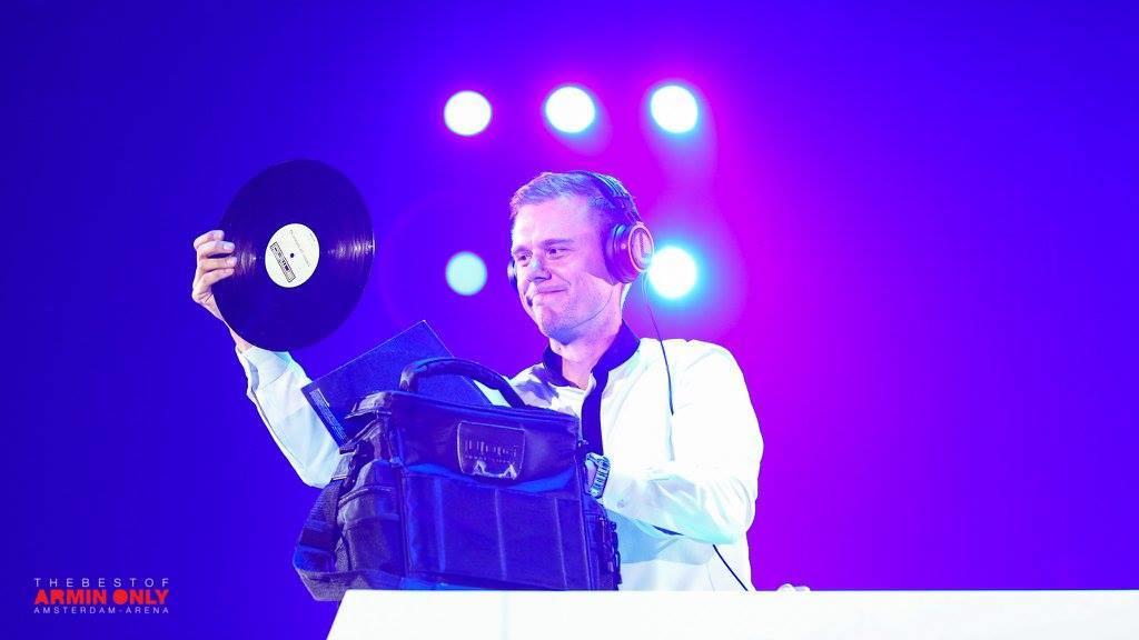 Armin Van Buuren il ricordo della sua prima produzione