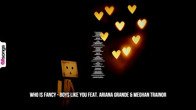 Who Is Fancy: le migliori frasi dei testi delle canzoni