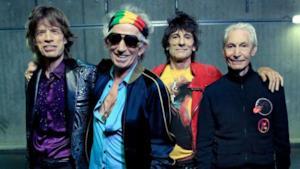 I Rolling Stones nel 2015