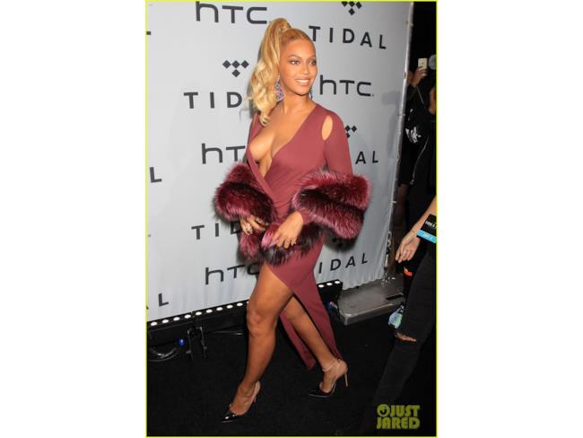 Beyoncé da tutte le prospettive