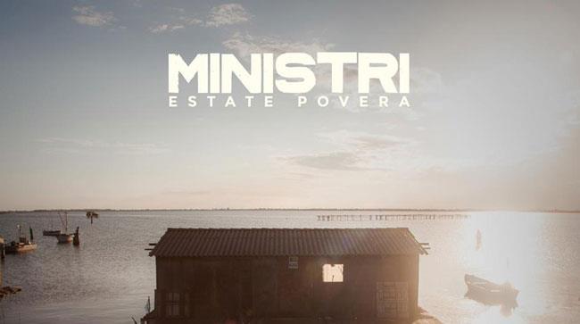 La copertina del singolo  Estate Povera dei Ministri