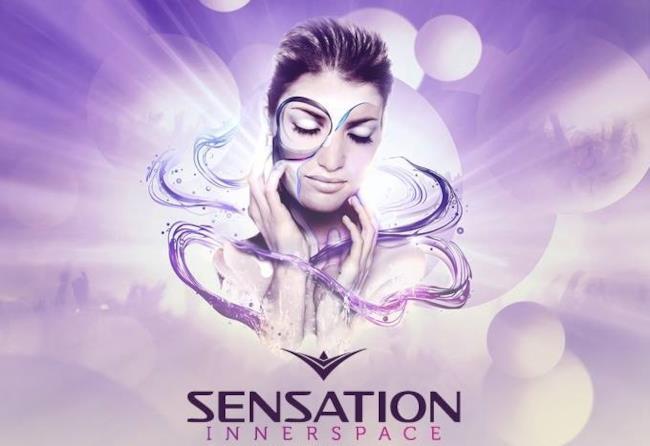 Manifesto di Sensation Innerspace, il nuovo show Sensation White