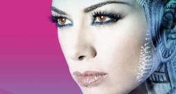 Dolcenera sulla copertina del singolo Fantastica