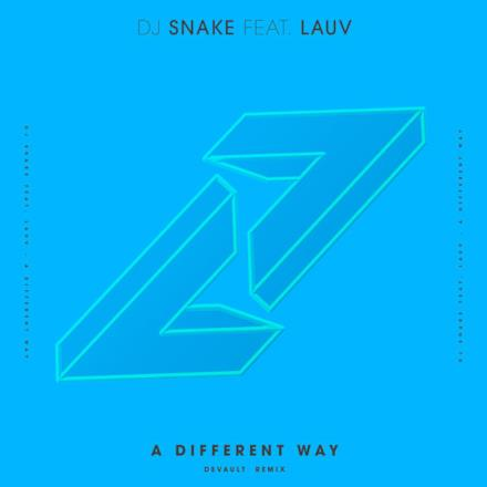A Different Way (DEVAULT Remix) - Single