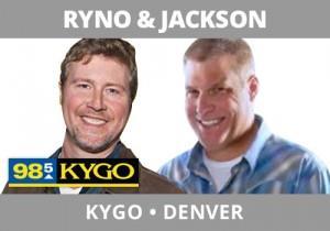 David Mueller era il Jackson di Ryno and Jackson sull'emittente KYGO