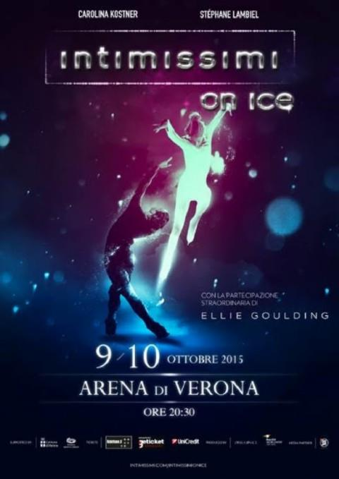 Intimissimi On Ice 2015 in programma il 9 e 10 ottobre all'Arena di Verona