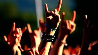 Fan della musica estrema
