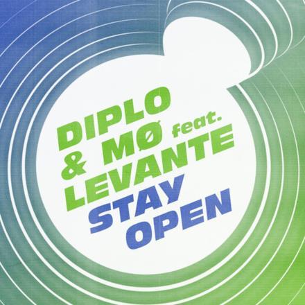 Stay Open (Remix) [feat. Levante] - Single