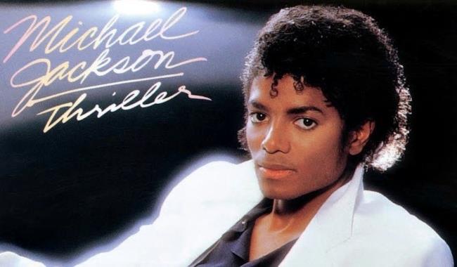 """La cover di """"Thriller"""""""