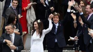Matrimonio Paul McCartney - Nancy Shevell