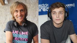 David Guetta e Martin Garrix