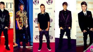 Justin Bieber Lookbook