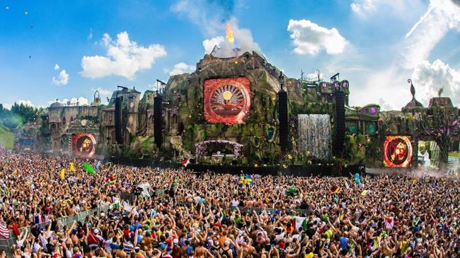 Tomorrowland 2016 tickets prices