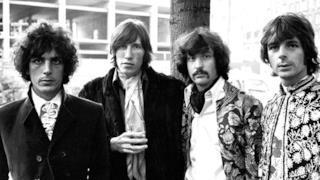 I componenti dei Pink Floyd negli anni '70