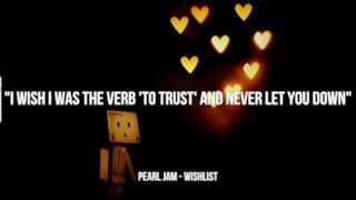 Pearl Jam: le migliori frasi dei testi delle canzoni