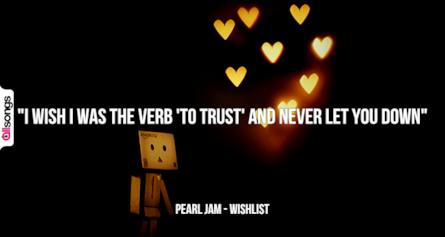 Pearl Jam Le Migliori Frasi Dei Testi Delle Canzoni Allsongs
