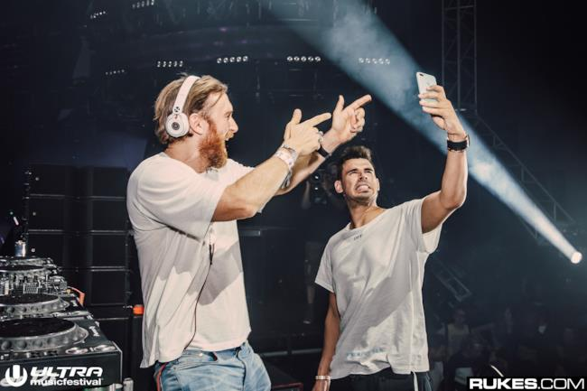 David Guetta e Afrojack