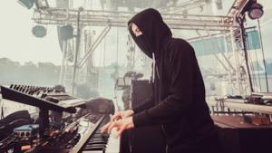 Il DJ Alan Walker