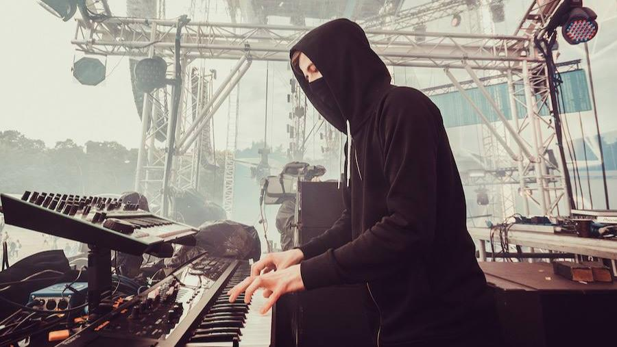 Alan Walker ghost