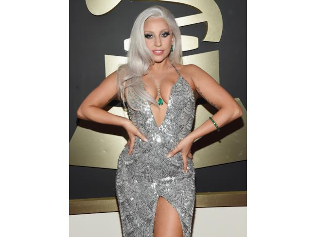 Lady Gaga ai Grammy 2015