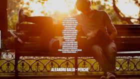 Aleandro Baldi: le migliori frasi dei testi delle canzoni