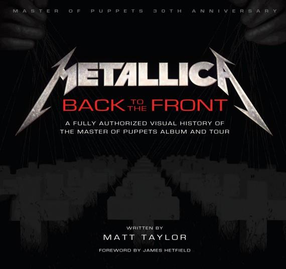 La copertina di Back  To The Front