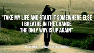 Clean Bandit : le migliori frasi dei testi delle canzoni